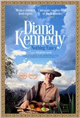 Nothing Fancy: Diana Kennedy Movie Poster