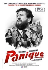 Panique Movie Poster