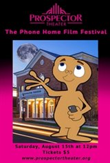 Phone Home Film Festival Movie Poster