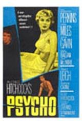Psycho - Classic Film Series Movie Poster
