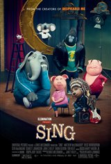 Sing Movie Poster Movie Poster