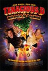 Tenacious D in the Pick of Destiny Movie Poster