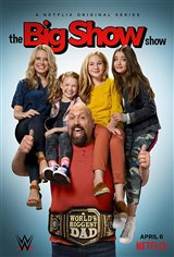The Big Show Show (Netflix) Movie Poster