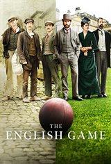The English Game (Netflix) Movie Poster