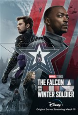 The Falcon and The Winter Soldier (Disney+) Movie Poster