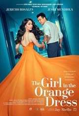 The Girl in the Orange Dress Movie Poster