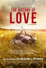 The History of Love Movie Poster