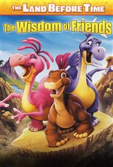 The Land Before Time: The Wisdom of Friends Movie Poster