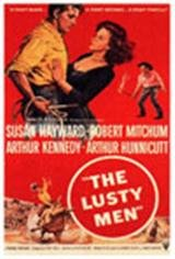 The Lusty Men Movie Poster