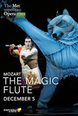 The Magic Flute 2020 Holiday Encore Movie Poster