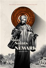 The Many Saints of Newark Movie Poster