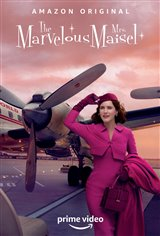 The Marvelous Mrs. Maisel (Amazon Prime Video) Movie Poster