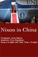 The Metropolitan Opera: Nixon in China (Encore) Movie Poster