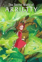 The Secret World of Arrietty (Subtitled) Movie Poster