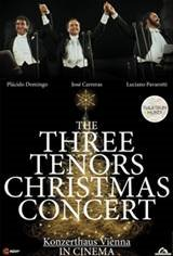 The Three Tenors Christmas Movie Poster