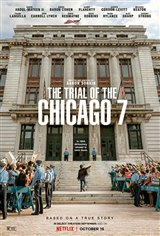 The Trial of the Chicago 7 (Netflix) Movie Poster