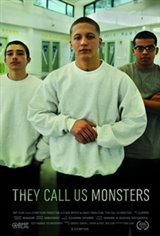 They Call us Monsters Movie Poster