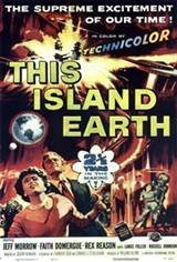 This Island Earth (1954) Movie Poster