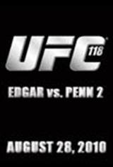 UFC 118: Edgar vs. Penn 2 Movie Poster