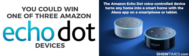 AMAZON ECHO DOT Sweepstakes