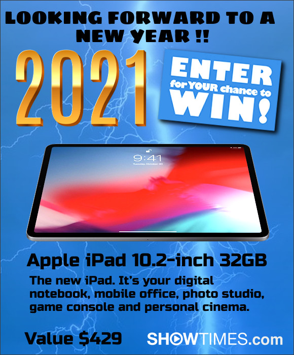 Its a NEW YEAR Apple iPad Sweepstakes
