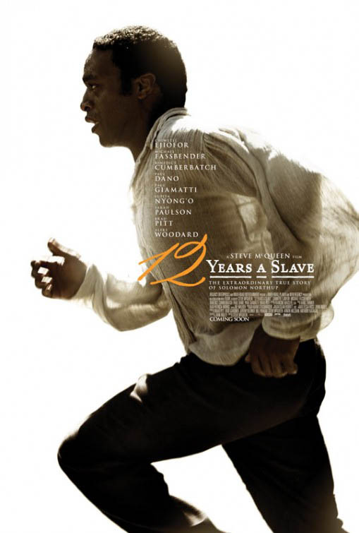 12 Years a Slave Large Poster