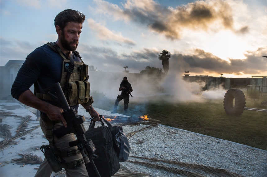 13 Hours: The Secret Soldiers of Benghazi Photo 35 - Large