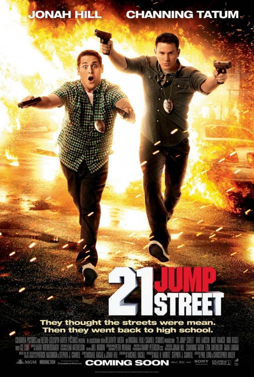 21 Jump Street Large Poster