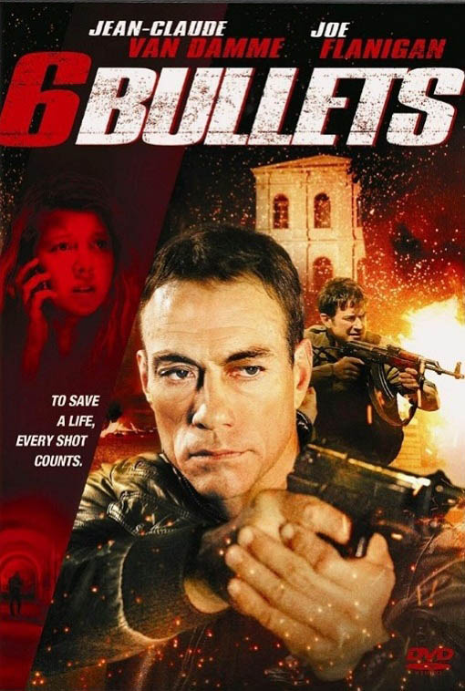 6 Bullets Large Poster