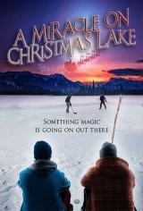 A Miracle on Christmas Lake Movie Poster