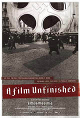 A Film Unfinished Movie Poster
