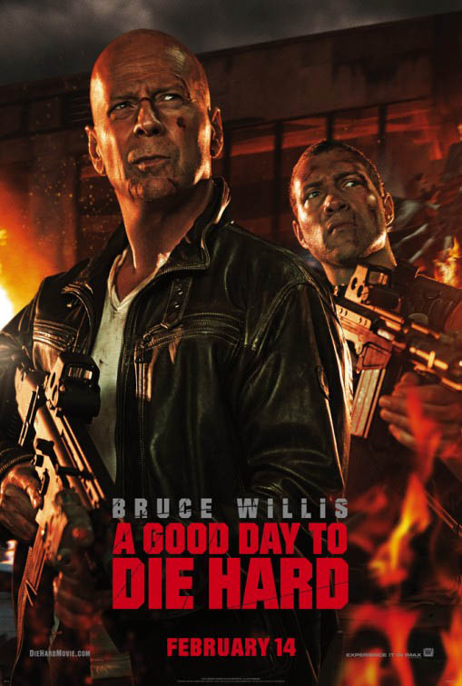 A Good Day to Die Hard  Large Poster