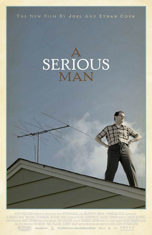 A Serious Man Large Poster
