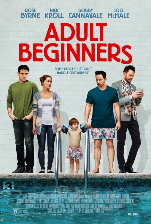 Adult Beginners Large Poster