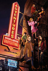 Adventures in Babysitting (TV) Movie Poster