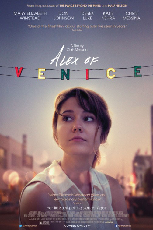 Alex of Venice Large Poster