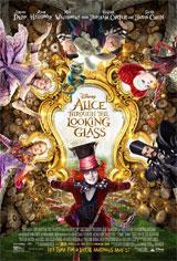 Alice Through the Looking Glass Movie Poster Movie Poster