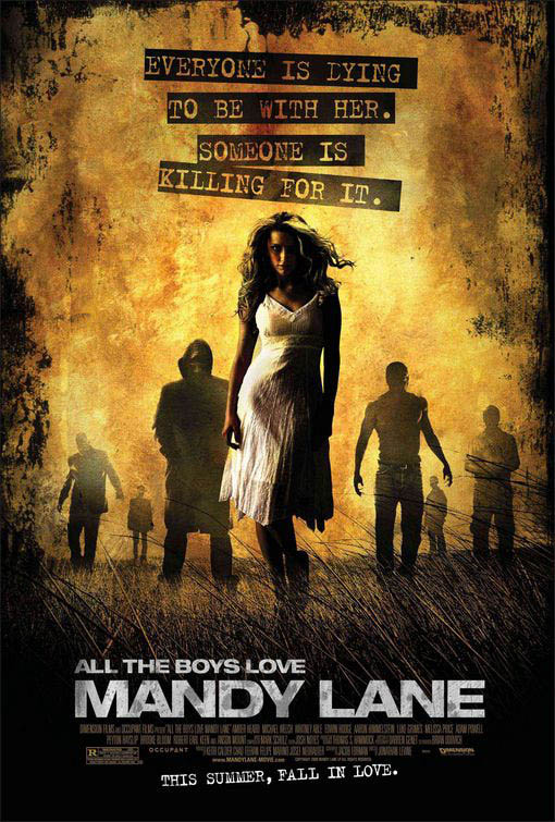 All the Boys Love Mandy Lane Large Poster