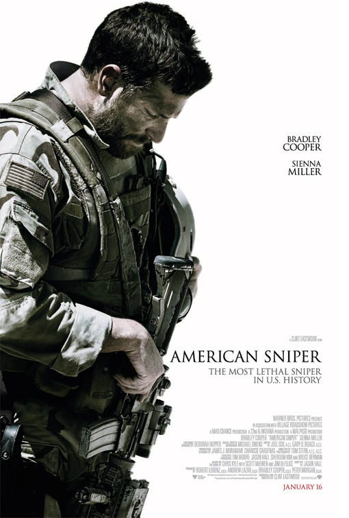 American Sniper Large Poster