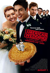 American Wedding Movie Poster