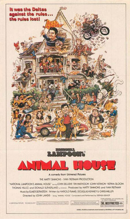 Animal House Large Poster