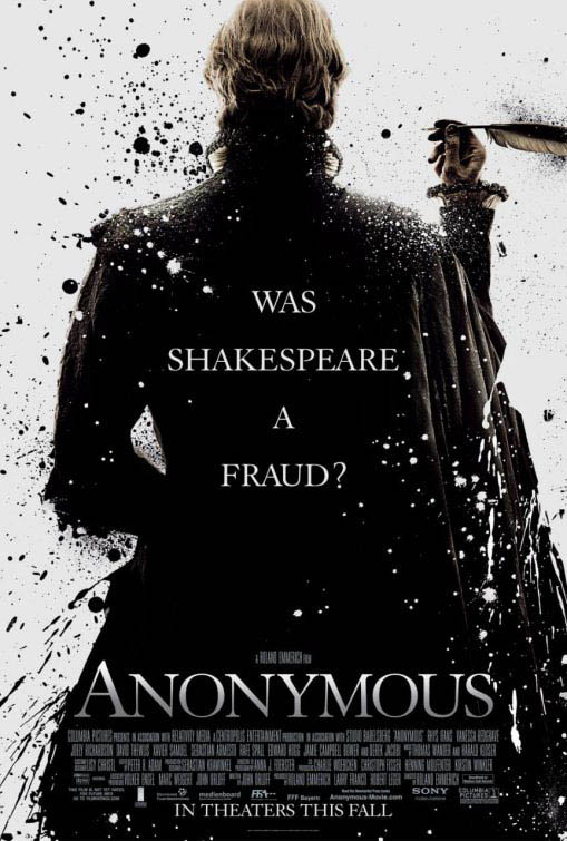 Anonymous Large Poster