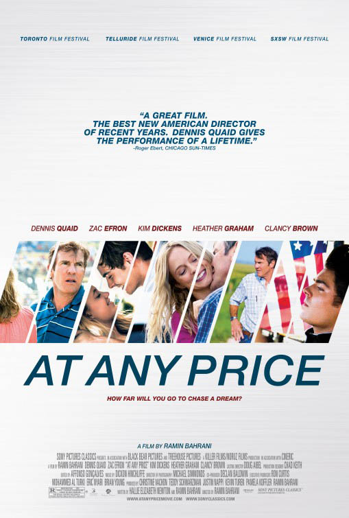 At Any Price Large Poster