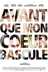 Avant que mon coeur bascule Movie Poster