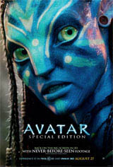 Avatar: Special Edition Movie Poster Movie Poster