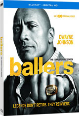 Ballers: The Complete First Season Movie Poster