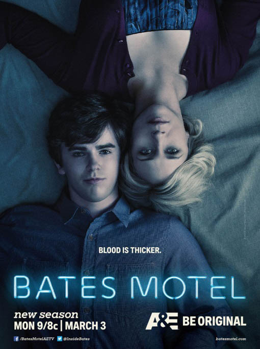 Bates Motel: The Complete Second Season Large Poster