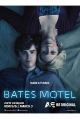 Bates Motel: The Complete Second Season Movie Poster