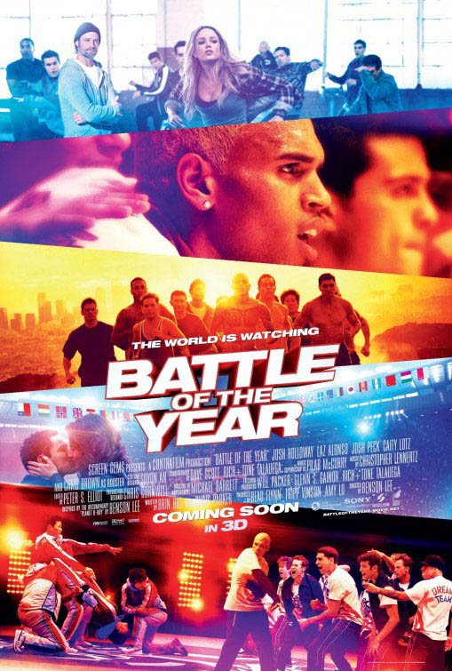 Battle of the Year Large Poster