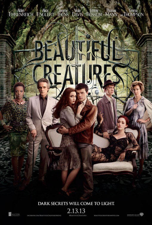Beautiful Creatures Large Poster